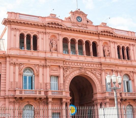 Exploring Buenos Aires and Beyond Casa Rosada