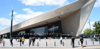 Weekend Trip to Rotterdam Rotterdam Centraal Station