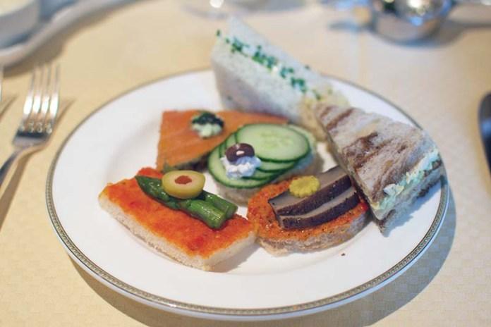 Ritz Carlton Tysons Corner Tea Service Price