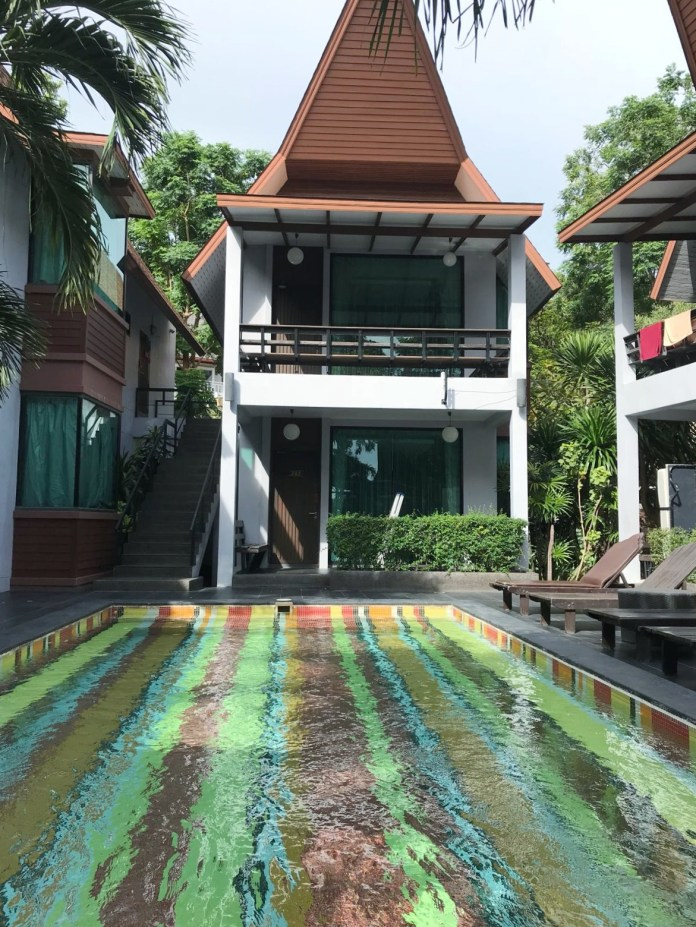 Where to Stay in Koh Phangan, Thailand? The Cocohut Beach Resort