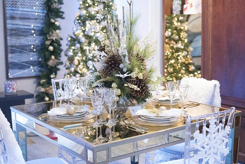 Christmas Time In Washington Dc.Winter Wonderland At The Fairmont Washington Dc The