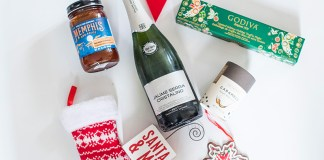 Foodie Gift Guide Gift Selection