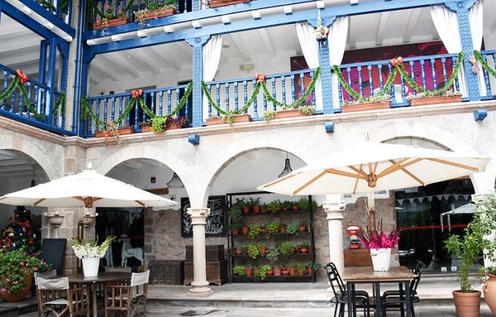 Boutique Hotel in Cusco El Mercado Patio