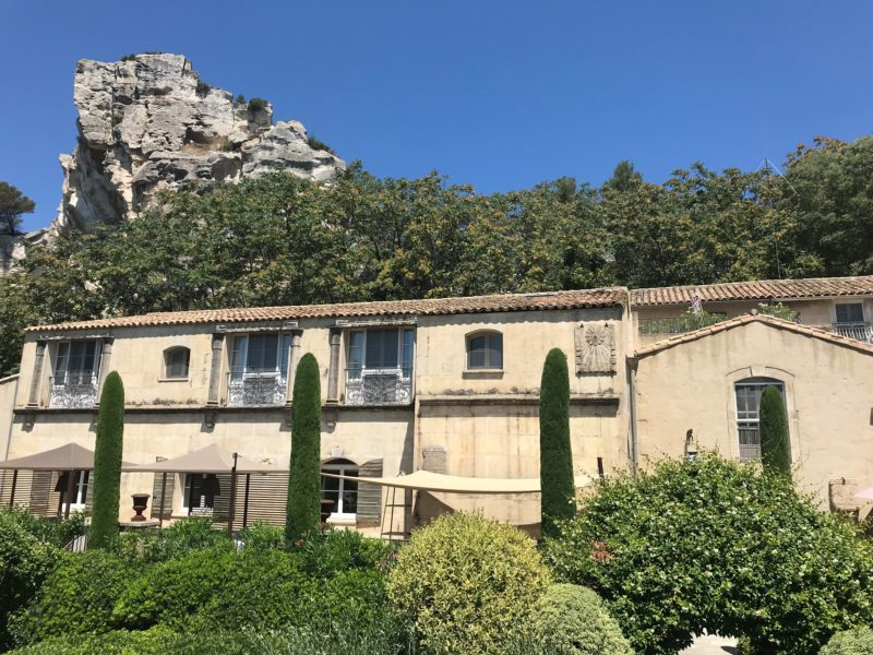 A Day at the Legendary Baumaniere in Provence ⋆ The Dining Traveler