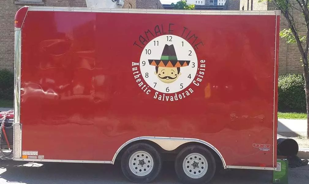 Tamale Time Truck