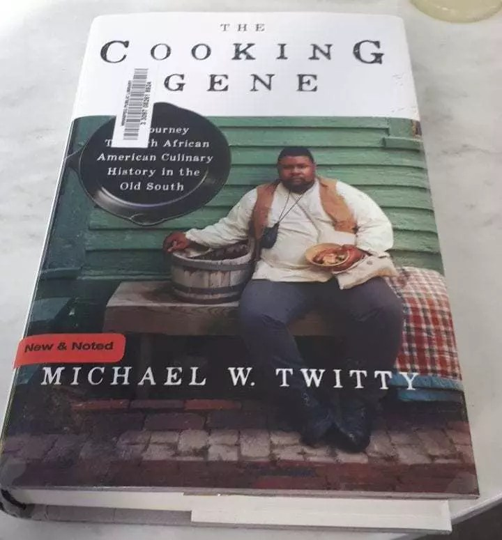 The Cooking Gene cover