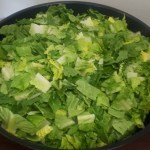 Clergy Conference lettuce