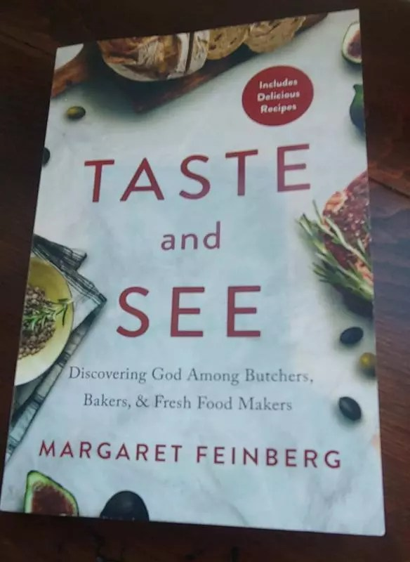Taste and See cover