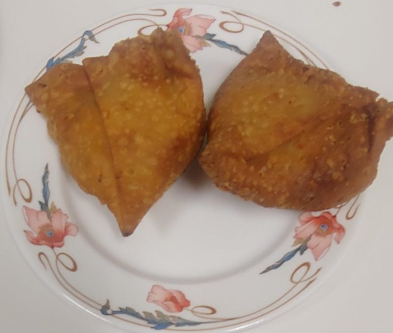 Indian Food Corner Samosas