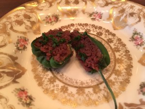 Padron pepper poppers