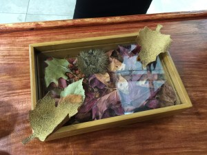 Mushroom leaf