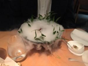 smoke added
