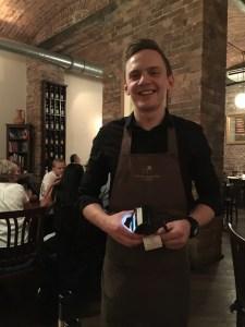 great waiter