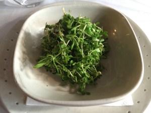 Tuetano salad