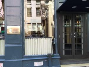Gotham exterior