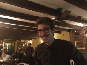 one of the many fun waiters