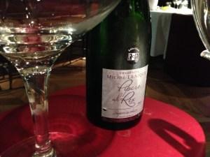 Their champagne