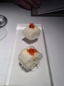 Marshmallow cheese ball