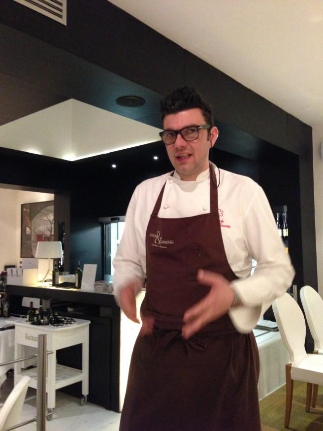 Chef Riccardo Di Giacinto