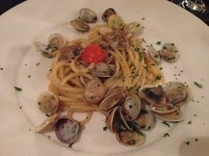 Spaghetti with