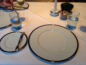 Lovely place settings