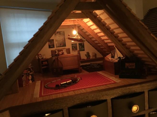 cute room upstairs
