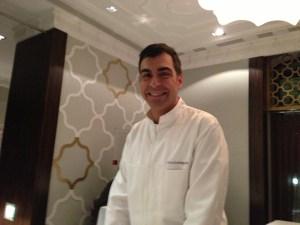 Chef Ramon Freixa