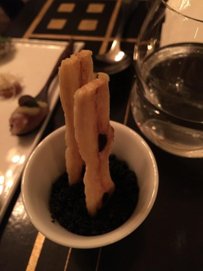 olive toast