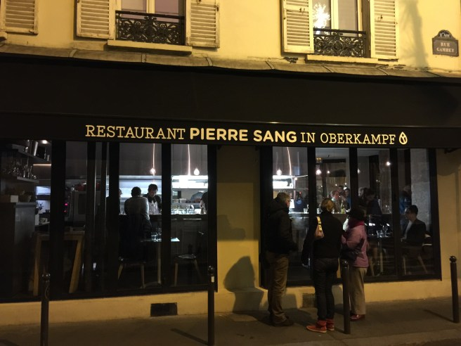 other Pierre Sang restaurant