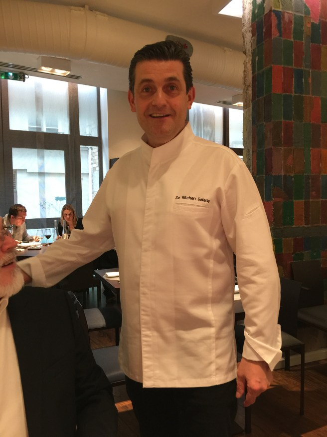 Chef William Ledeuli