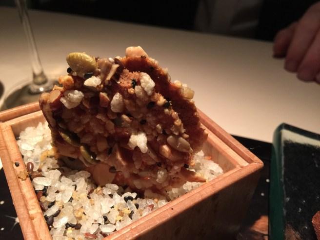 granola crisp