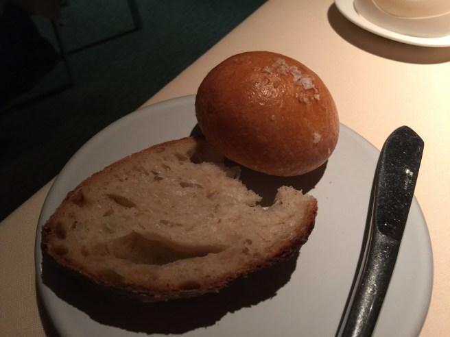 brioche and levened bread