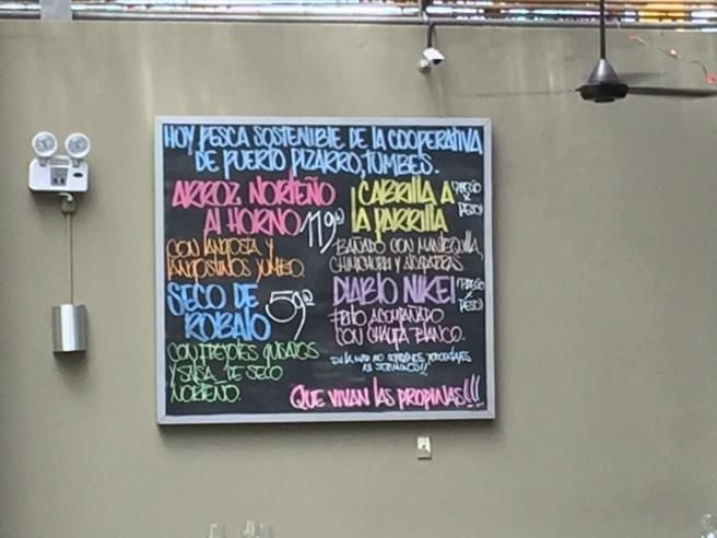 chalkboard specials