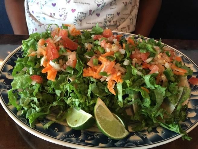 Vietmex tacos with beef
