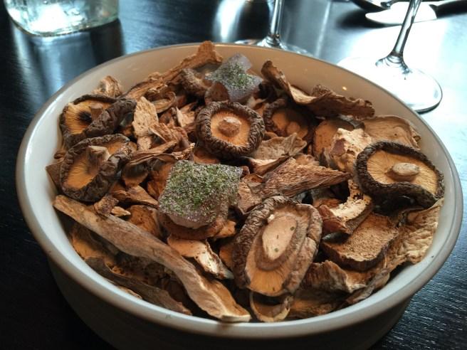 Mushrooms in different ways - wonderful strong mushroom taste