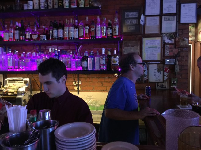 Bartenders, Jake and John