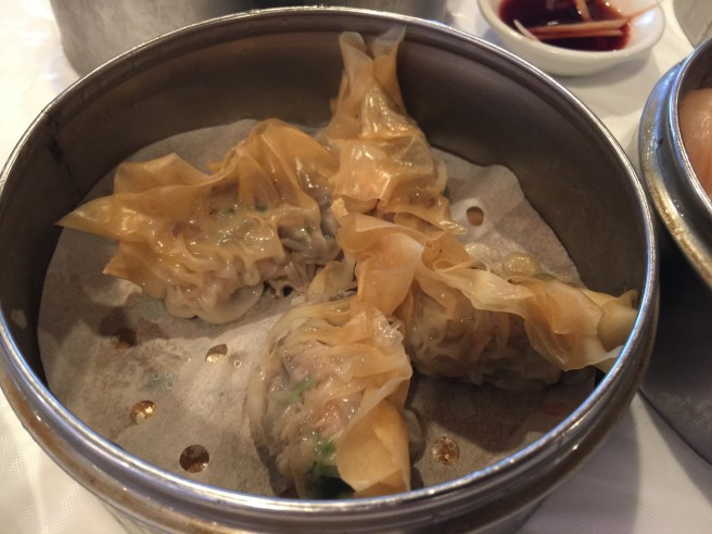 Shark Fin dumplings (no shark fin in it)