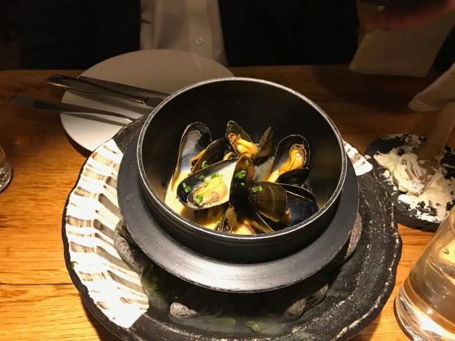 Mussels presentation