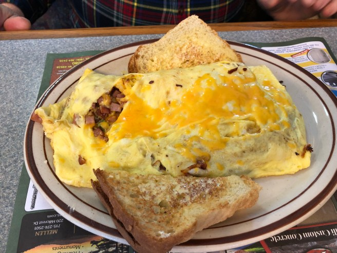 Western omelette
