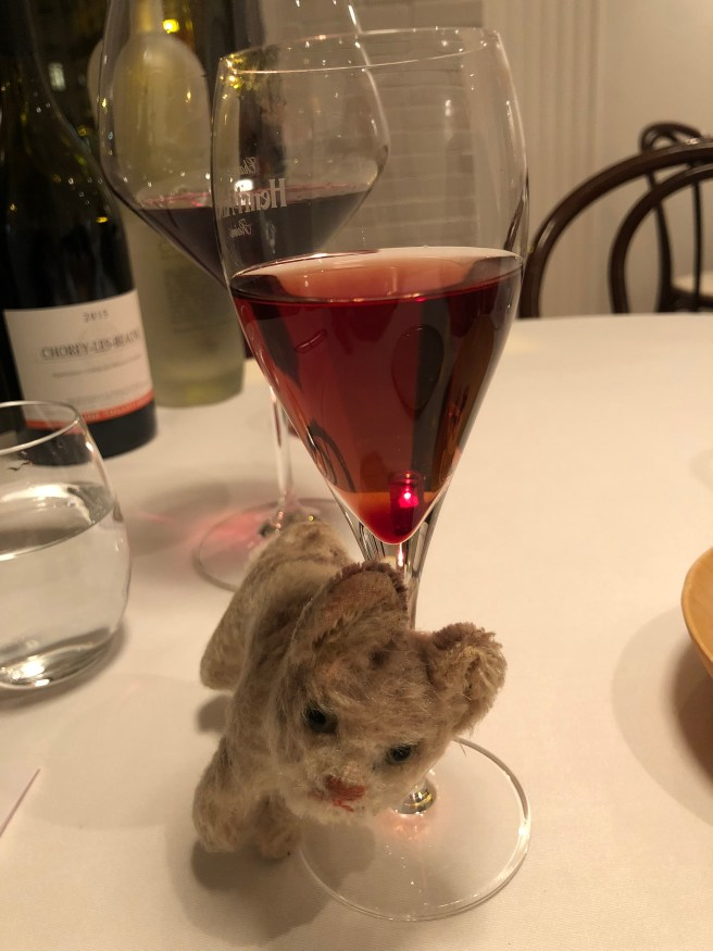 Frankie and the kir
