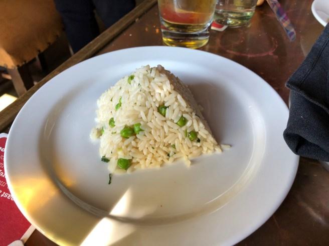 rice pyramid