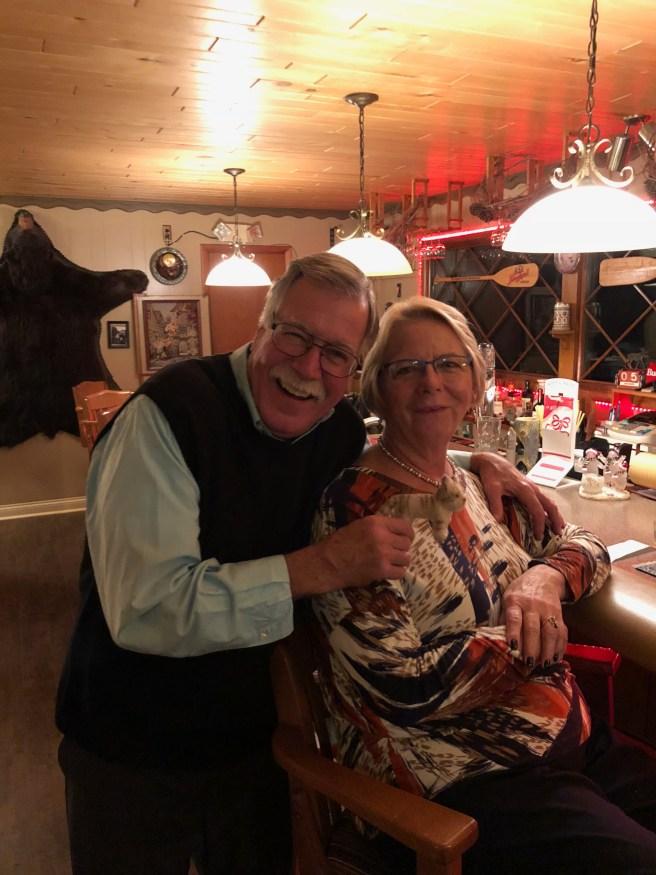 Tom and Debbie Landgraf