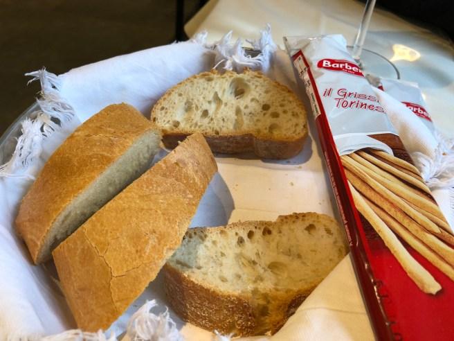 bread basket undone