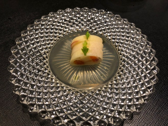 Ceviche: Trout