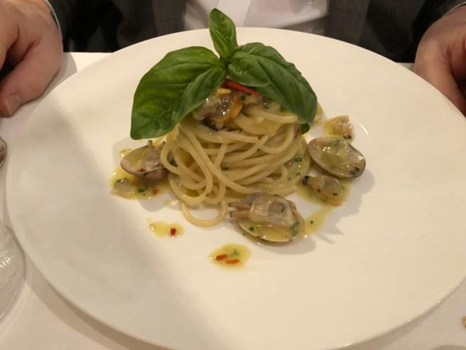 Spaghetti Vonsole