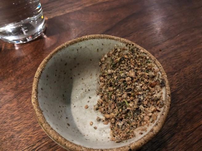 Wild rice - kombu