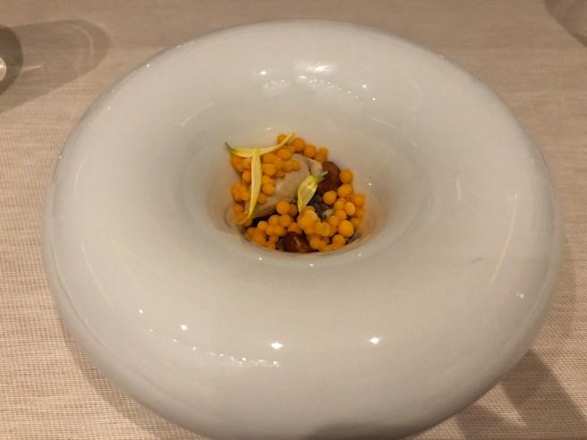 Macadamia nut, sea buckthorn, cacao