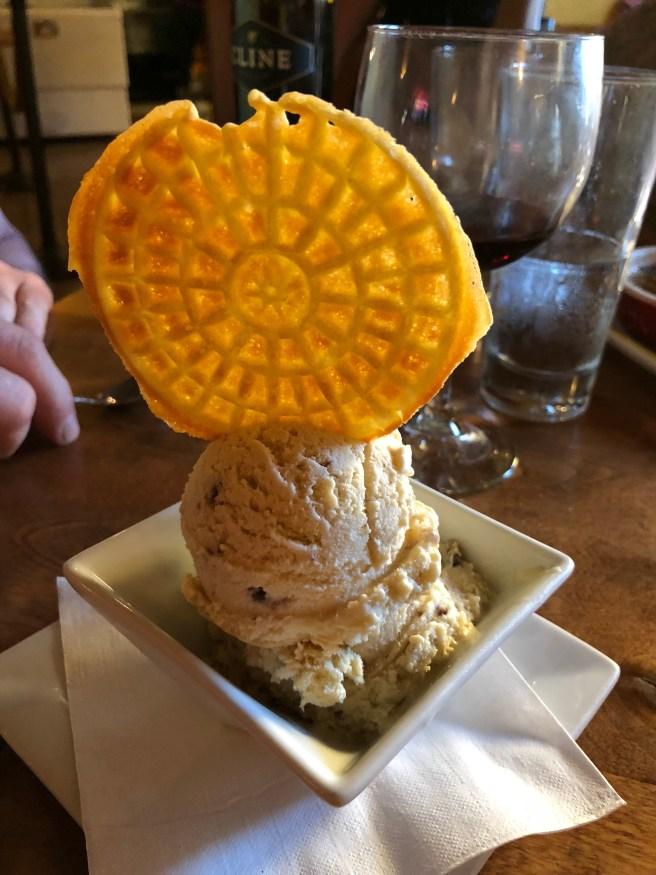 fig an dhoney gelato