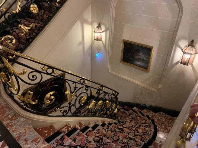 elegant staircase