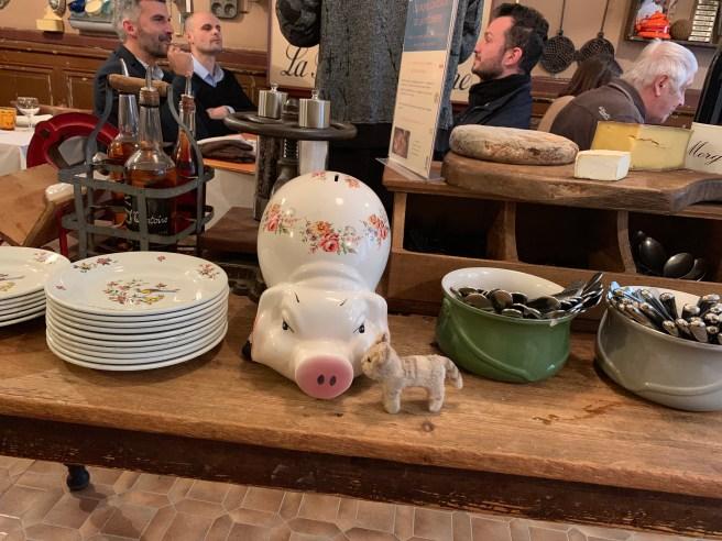 Frankiie found a pig